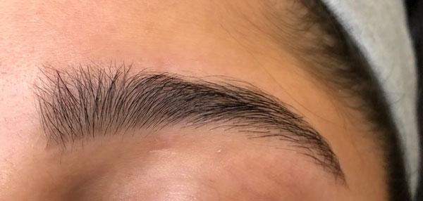 Eyebrow Shape After