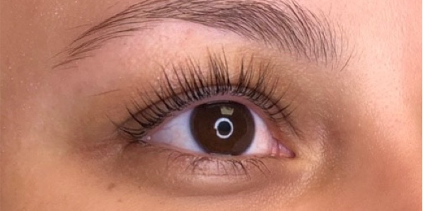Lash Lift & Tint After